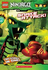 Snake Attack! (LEGO Ninjago: Chapter Book)