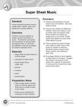 Writing Music--Super Sheet Music Music Center