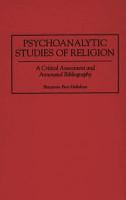 Psychoanalytic Studies of Religion PDF