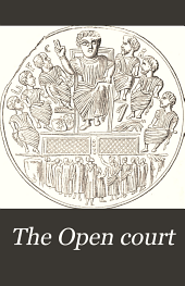 The Open Court: Volume 28