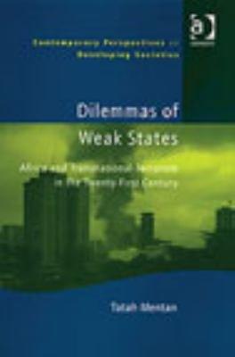 Dilemmas of Weak States PDF