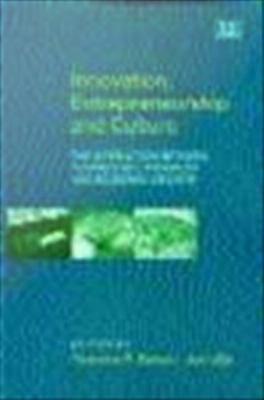 Innovation  Entrepreneurship and Culture