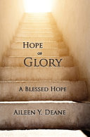 Hope of Glory  A Blessed Hope