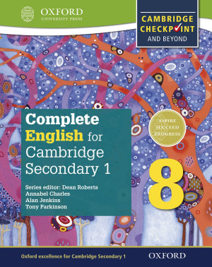 Complete English for Cambridge Lower Secondary 1  Stage 8 PDF
