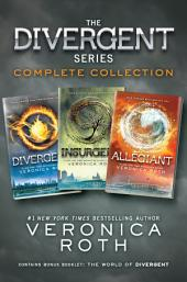 The Divergent Series Complete Collection: Divergent, Insurgent, Allegiant
