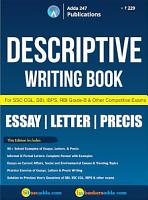 A Guide To Descriptive Writing  Practice eBook  2nd Edition  PDF