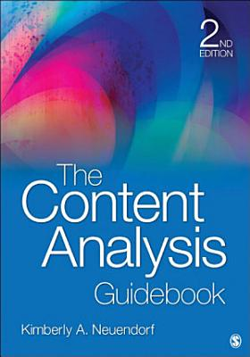 The Content Analysis Guidebook