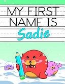 My First Name Is Sadie Book PDF