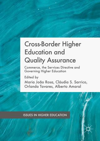 Cross Border Higher Education and Quality Assurance PDF