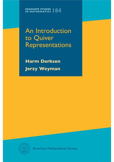 An Introduction to Quiver Representations PDF