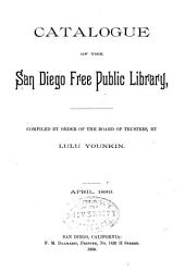 Catalogue of the Pree Public Library Comp