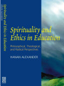 Spirituality and Ethics in Education PDF