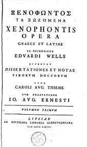 Opera graece et latine: Volume 1