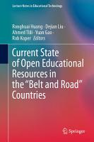 Current State of Open Educational Resources in the    Belt and Road    Countries PDF