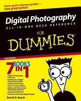 Digital Photography All in One Desk Reference For Dummies PDF