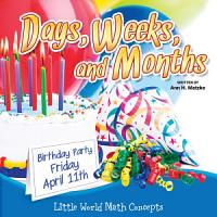 Days  Weeks  And Months PDF