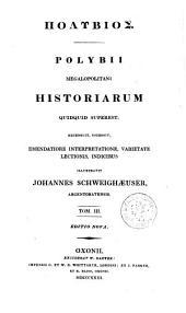 Historiarum quidquid superest: Τόμος 3