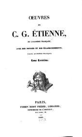 Oeuvres avec des notices et des eclaircissements: Volume3