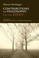 Contributions to Philosophy  of the Event  PDF