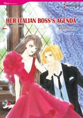 【Free】Her Italian Boss's Agenda: Harlequin Comics
