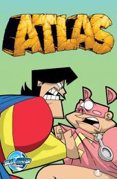 Atlas Volume #2 issue #2