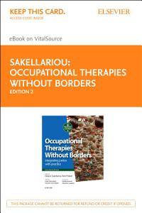 Occupational Therapies Without Borders E Book PDF