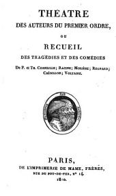 Œuvres de Jean Racine..: Britannicus