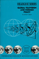 Global Television and Foreign Policy
