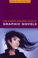 The Readers  Advisory Guide to Graphic Novels PDF