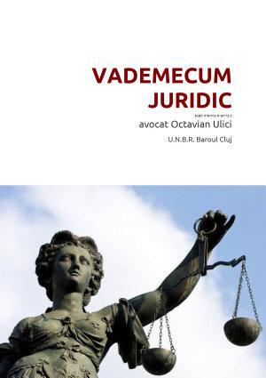 Vademecum Juridic - Ulici Claudiu Octavian