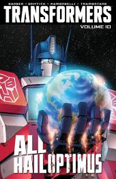 Transformers: Robots In Disguise Vol. 10
