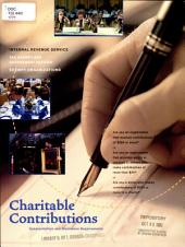 Charitable contributions: substantiation and disclosure requirements