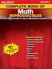 Milliken s Complete Book of Math Reproducibles   Grade 5 PDF