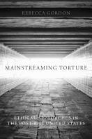 Mainstreaming Torture PDF