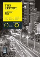 The Report  Myanmar 2018 PDF