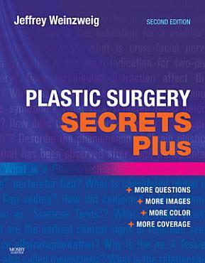 Plastic Surgery Secrets Plus E Book PDF