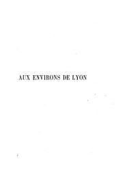Aux environs de Lyon