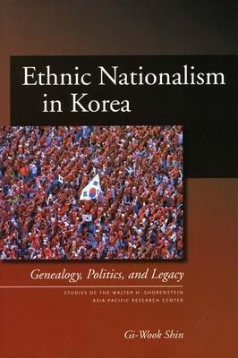 Ethnic Nationalism in Korea PDF