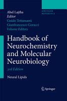 Handbook of Neurochemistry and Molecular Neurobiology PDF