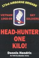 Head Hunter One Kilo  PDF
