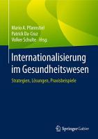 Internationalisierung im Gesundheitswesen PDF