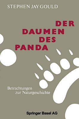 Der Daumen des Panda PDF
