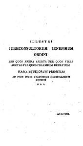 De successione fisci in bona vacantia, ex iure Romano: Commentatio ... praemio primar ornata