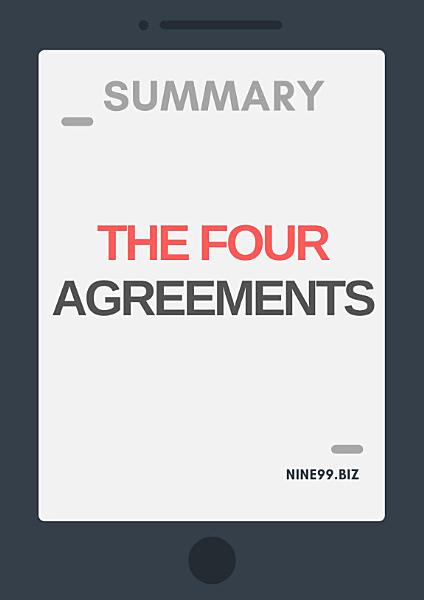 Download Summary  The Four Agreements Book