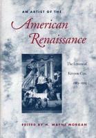 An Artist of the American Renaissance PDF