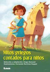 Mitos griegos contados para niños