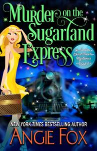 Murder on the Sugarland Express Book