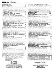 Indiana Recreation   Fishing Guide PDF