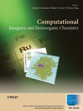 Computational Inorganic and Bioinorganic Chemistry