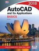 AutoCAD and Its Applications Basics 2018 PDF